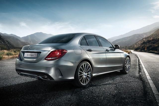Vì sao Mercedes-Benz C-Class là sedan hạng sang bán chạy nhất Việt Nam? - Ảnh 2.