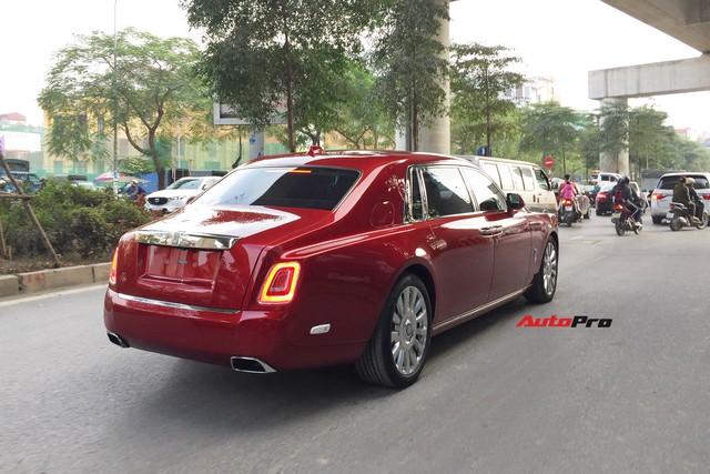 Rolls-Royce Phantom VIII đầu tiên về VN, đích thân Chủ tịch Đoàn Hiếu Minh giới thiệu - Ảnh 6.