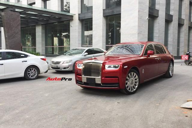 Rolls-Royce Phantom VIII đầu tiên về VN, đích thân Chủ tịch Đoàn Hiếu Minh giới thiệu - Ảnh 4.
