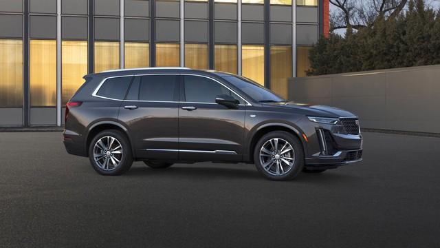 Ra mắt Cadillac XT6 2020 - Khi bạn muốn Escalade nhưng chỗ để xe không vừa