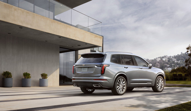 Ra mắt Cadillac XT6 2020 - Khi bạn muốn Escalade nhưng chỗ để xe không vừa - Ảnh 4.