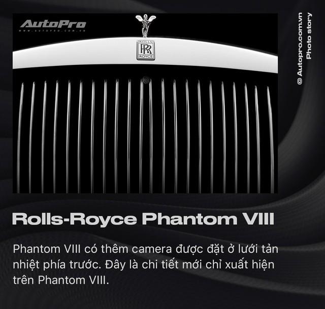 10 điều khác biệt của Rolls-Royce Phantom VIII vừa về Việt Nam - Ảnh 1.