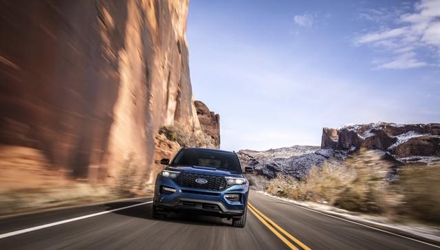 Ford trình làng Explorer ST - SUV mạnh nhất lịch sử thương hiệu - Ảnh 6.