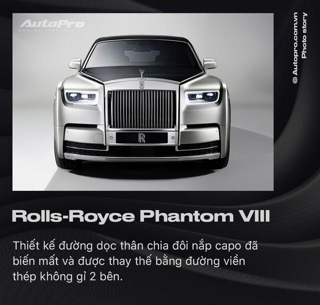 10 điều khác biệt của Rolls-Royce Phantom VIII vừa về Việt Nam - Ảnh 2.