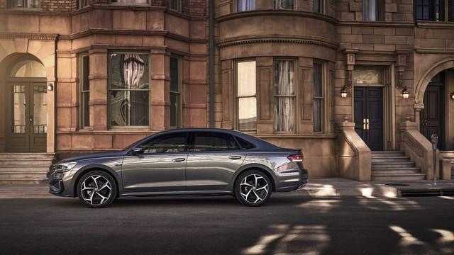 Trình làng Volkswagen Passat 2020: Tham vọng lớn, thay đổi nhỏ - Ảnh 7.