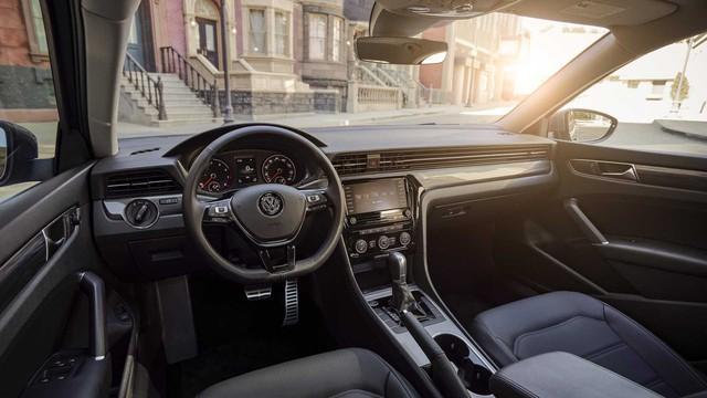 Trình làng Volkswagen Passat 2020: Tham vọng lớn, thay đổi nhỏ - Ảnh 5.