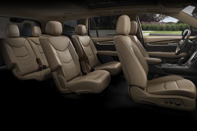 Ra mắt Cadillac XT6 2020 - Khi bạn muốn Escalade nhưng chỗ để xe không vừa - Ảnh 7.