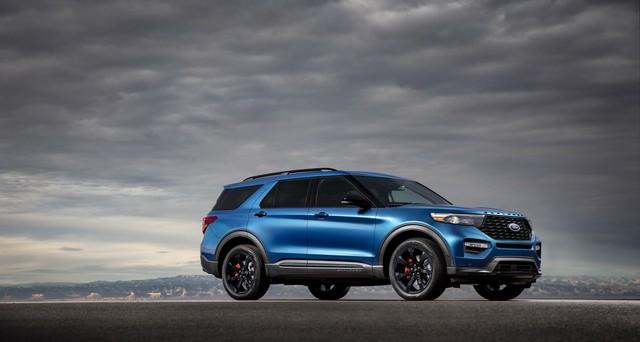 Ford tiết lộ lý do Explorer thế hệ mới không có động cơ V8 - Ảnh 2.