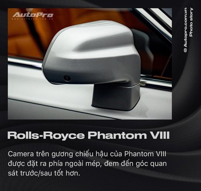 10 điều khác biệt của Rolls-Royce Phantom VIII vừa về Việt Nam - Ảnh 3.