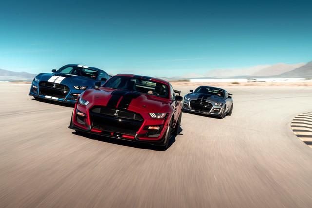 Mustang AWD không nằm ngoài tầm ngắm của Ford? - Ảnh 1.
