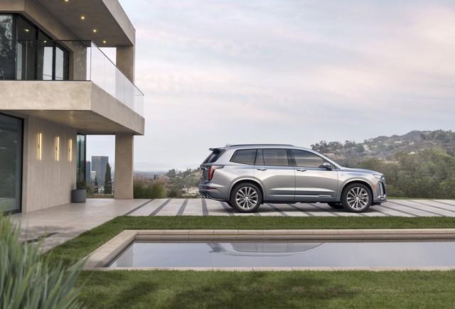 Ra mắt Cadillac XT6 2020 - Khi bạn muốn Escalade nhưng chỗ để xe không vừa - Ảnh 3.