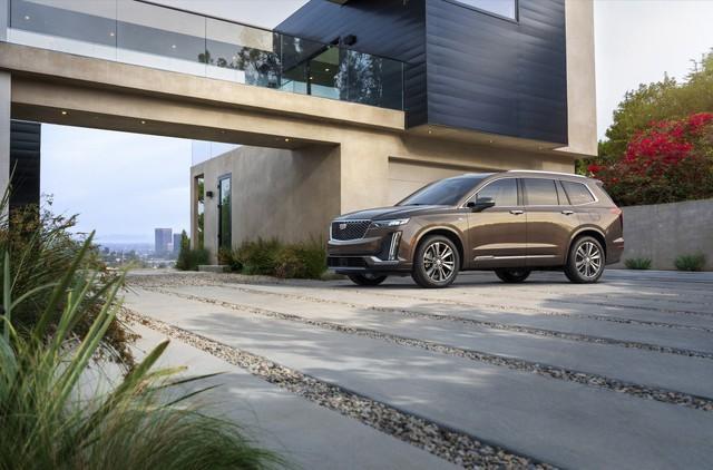 Ra mắt Cadillac XT6 2020 - Khi bạn muốn Escalade nhưng chỗ để xe không vừa - Ảnh 8.