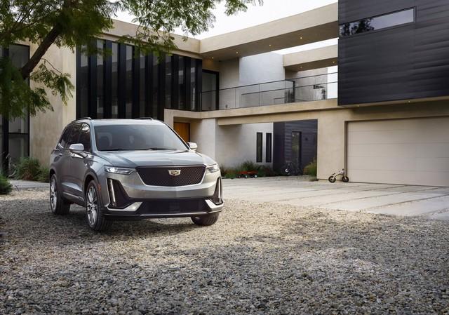Ra mắt Cadillac XT6 2020 - Khi bạn muốn Escalade nhưng chỗ để xe không vừa - Ảnh 1.