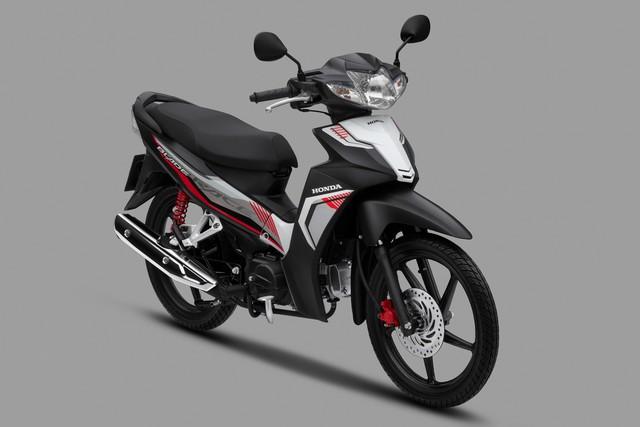 Xe máy giá rẻ Honda Blade 110cc ra mắt phiên bản mới - Ảnh 3.
