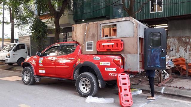 Chủ Mitsubishi Triton tốn 1 năm và 300 triệu đồng để biến xe bán tải thành nhà di động: Chi phí vừa phải, lợi ích lớn - Ảnh 4.