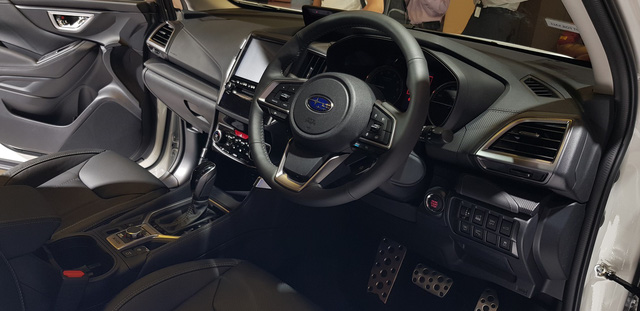 Subaru Forester e-Boxer lần đầu ra mắt Đông Nam Á, để ngỏ khả năng về Việt Nam - Ảnh 4.