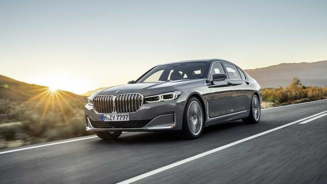 BMW 7-Series chính thức ra mắt - thách thức Mercedes-Benz S-Class - Ảnh 1.