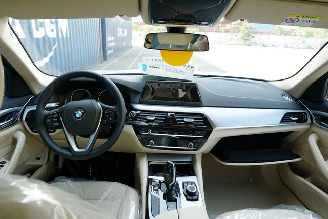 Lộ ảnh BMW 5-Series 2019 đầu tiên Việt Nam - Ảnh 3.