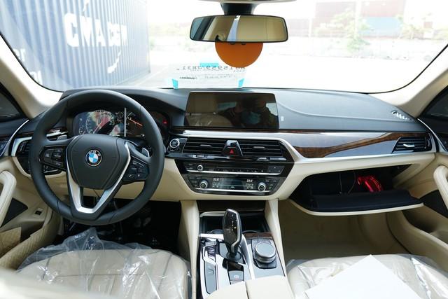 Lộ ảnh BMW 5-Series 2019 đầu tiên Việt Nam - Ảnh 10.