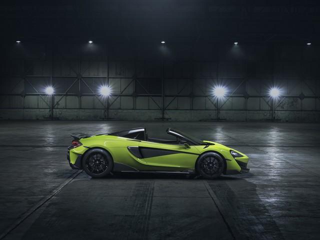 McLaren ra mắt 600LT Spider hoàn toàn mới - Siêu phẩm đầu tiên năm 2019 - Ảnh 3.