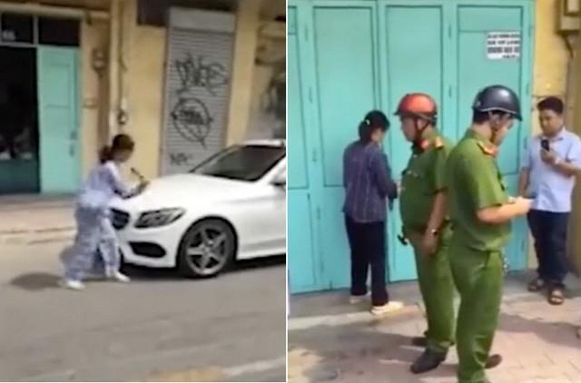 Người phụ nữ cầm búa đập xe Mercedes: Tôi thành thật xin lỗi về hành động nóng giận - Ảnh 1.