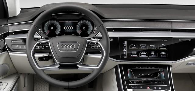 So găng thiết kế BMW 7-Series vs Audi A8 vs Mercedes-Benz S-Class - Ảnh 13.