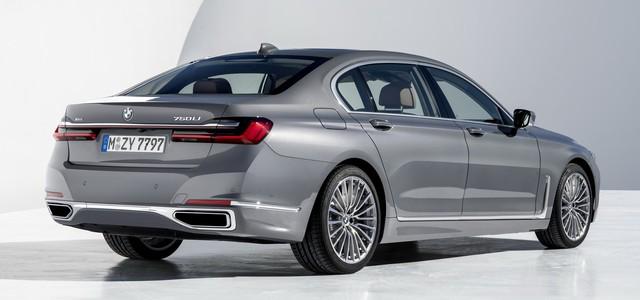 So găng thiết kế BMW 7-Series vs Audi A8 vs Mercedes-Benz S-Class - Ảnh 8.