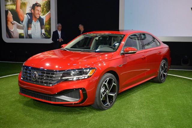 Tuổi đời khung gầm Volkswagen Passat có thể sẽ ngang bằng tuổi khách hàng - Ảnh 1.