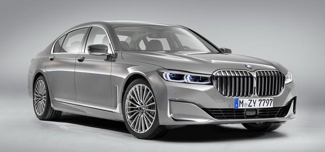 So găng thiết kế BMW 7-Series vs Audi A8 vs Mercedes-Benz S-Class - Ảnh 1.