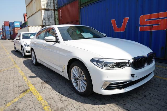 BMW 5-Series 2019 chốt ngày ra mắt tại Việt Nam, giá dự kiến từ 2,389 tỷ đồng - Ảnh 1.