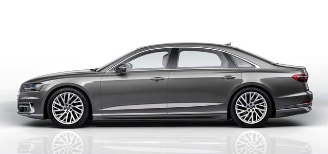 So găng thiết kế BMW 7-Series vs Audi A8 vs Mercedes-Benz S-Class - Ảnh 6.