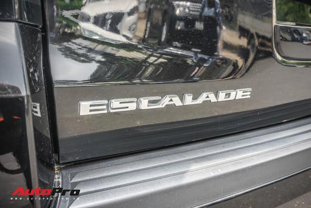 Cadillac Escalade 2015 biển khủng và độc nhất trên phố Sài Gòn - Ảnh 2.