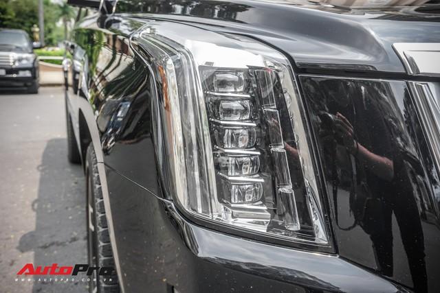 Cadillac Escalade 2015 biển khủng và độc nhất trên phố Sài Gòn - Ảnh 6.