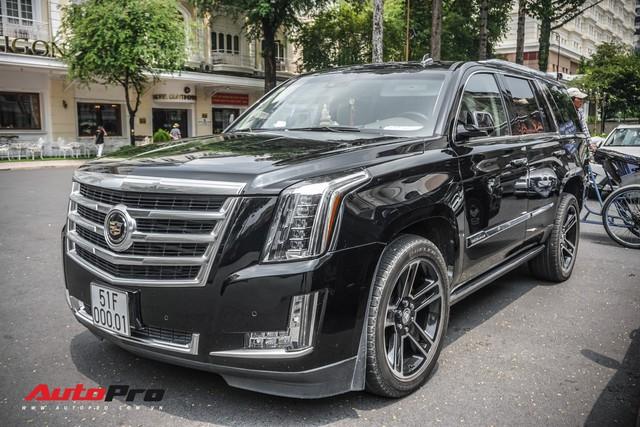 Cadillac Escalade 2015 biển khủng và độc nhất trên phố Sài Gòn - Ảnh 7.