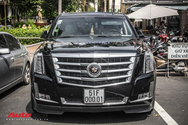 Cadillac Escalade 2015 biển khủng và độc nhất trên phố Sài Gòn - Ảnh 5.