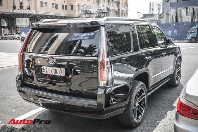 Cadillac Escalade 2015 biển khủng và độc nhất trên phố Sài Gòn - Ảnh 14.