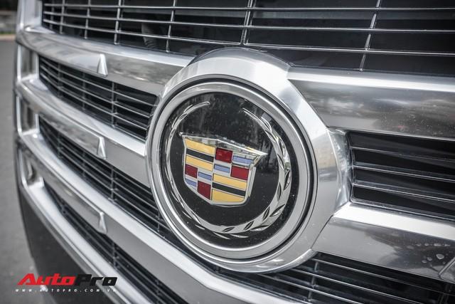 Cadillac Escalade 2015 biển khủng và độc nhất trên phố Sài Gòn - Ảnh 15.
