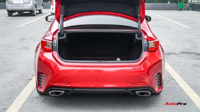 Độc nhất sàn xe cũ, Lexus RC 200t treo giá 2,7 tỷ đồng - Ảnh 9.