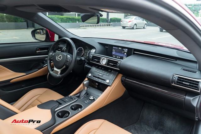 Độc nhất sàn xe cũ, Lexus RC 200t treo giá 2,7 tỷ đồng - Ảnh 11.