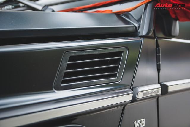 Mercedes-AMG G63 có màu sơn giá hơn 90 triệu đồng xuất hiện trên phố - Ảnh 10.