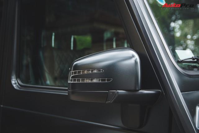 Mercedes-AMG G63 có màu sơn giá hơn 90 triệu đồng xuất hiện trên phố - Ảnh 7.