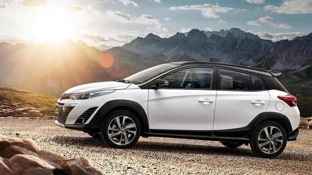 Toyota Yaris Cross 2019 có gầm cao hơn Mazda CX-5 - đối trọng mới của Hyundai Kona? - Ảnh 1.