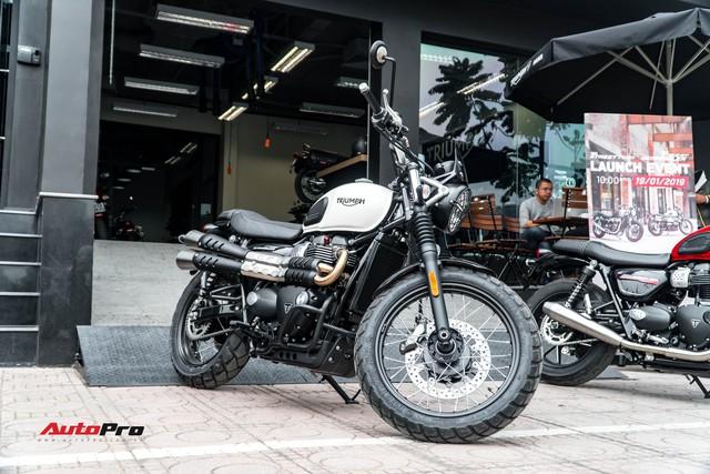 Triumph thêm 2 mẫu phân khối lớn tại Việt Nam, đối đầu Ducati Scrambler - Ảnh 7.