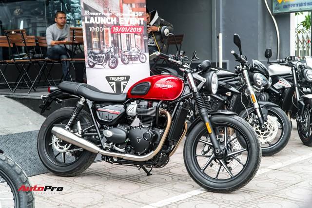 Triumph thêm 2 mẫu phân khối lớn tại Việt Nam, đối đầu Ducati Scrambler - Ảnh 4.
