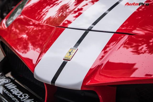 Ferrari 488 SVR độc nhất Việt Nam tân trang lại vẻ ngoài với cảm hứng từ phiên bản Ferrari 488 Pista - Ảnh 4.