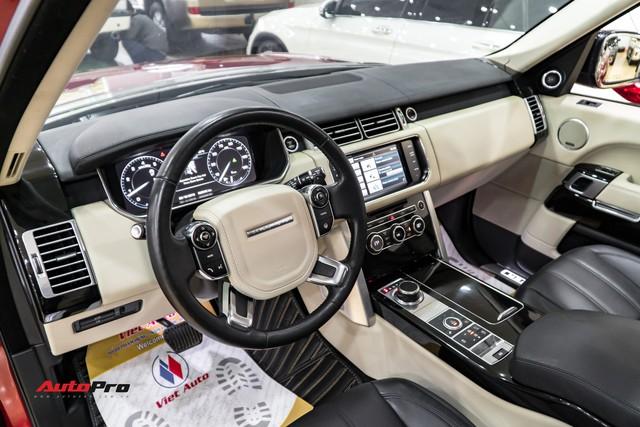 Range Rover HSE 2015 độ kiểu Autobiography, tiết kiệm hơn 2 tỷ đồng so với phiên bản xịn - Ảnh 8.