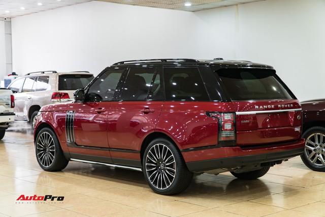 Range Rover HSE 2015 độ kiểu Autobiography, tiết kiệm hơn 2 tỷ đồng so với phiên bản xịn - Ảnh 5.