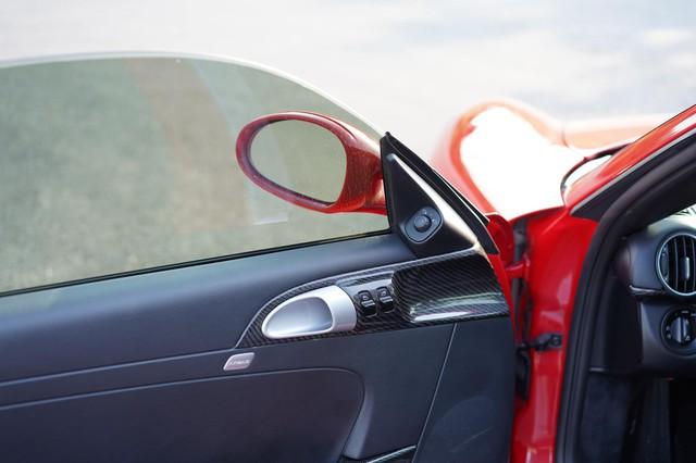 10 năm tuổi, Porsche Cayman chỉ đắt hơn Toyota Camry 150 triệu đồng - Ảnh 4.