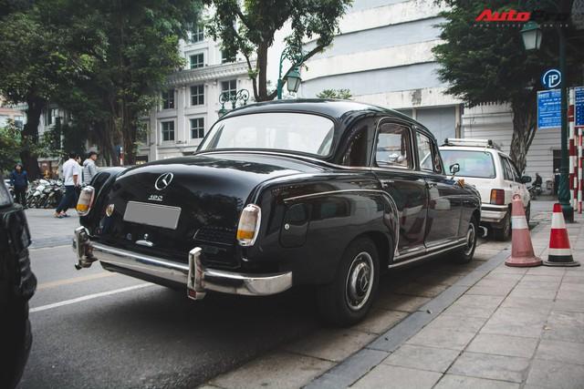 Mercedes-Benz 190 - Xe sang hàng hiếm gần 60 năm tuổi tại Việt Nam - Ảnh 11.