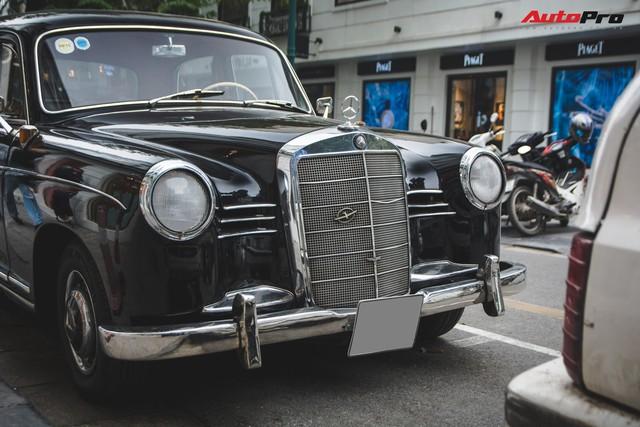 Mercedes-Benz 190 - Xe sang hàng hiếm gần 60 năm tuổi tại Việt Nam - Ảnh 2.